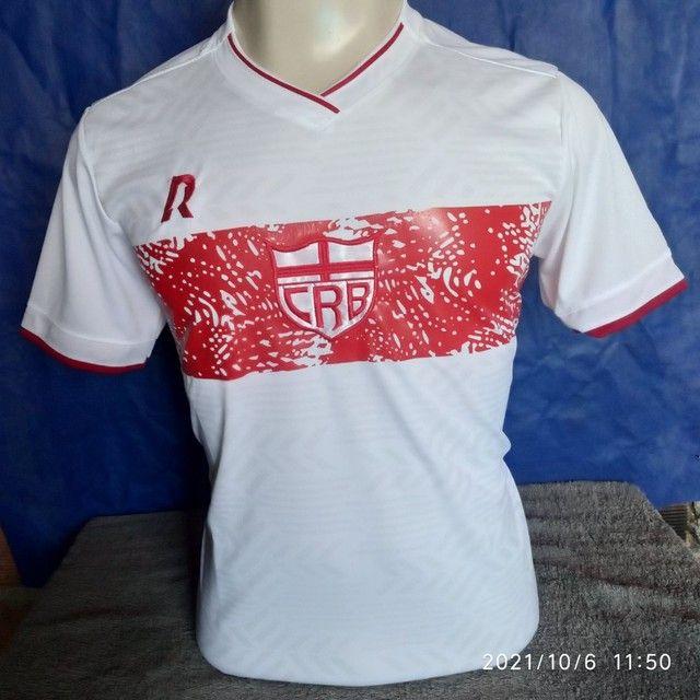 Camisas de times primeira linha - Foto 6