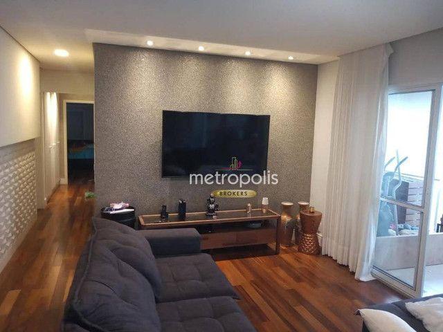 Apartamento com 4 dormitórios à venda, 179 m² por R$ 2.100.000,00 - Cerâmica - São Caetano