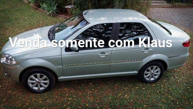 Fiat Siena ELX 1.4 Flex - Super Conservado - Único dono - Brasília/DF - Foto 3
