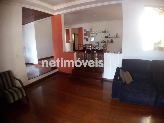 Casa à venda com 5 dormitórios em Dona clara, Belo horizonte cod:740521 - Foto 10
