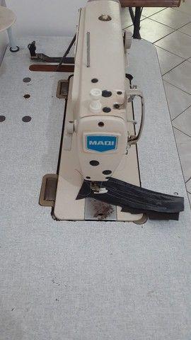 Maquina de costura reta industrial - Foto 4