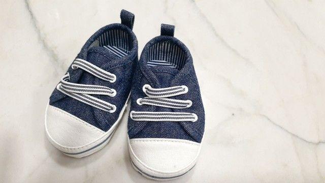 Sapatinhos para Bebê novinho...lindos e muito conservados  - Foto 3