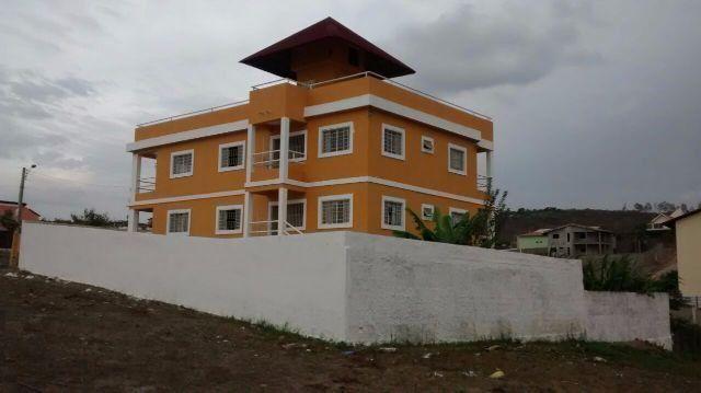 Vendo ou Troco, Prédio com 3 casas e 1 kitnet em Gravatá - Foto 2