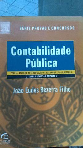 Livros de Contabilidade Pública - Foto 3