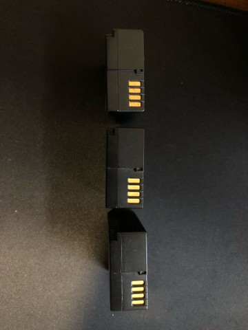 3 Baterias Panasonic DMW-BLC12PP - Foto 2