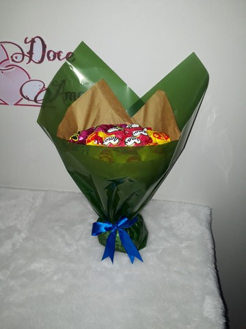 Buquê de chocolates  - Foto 5