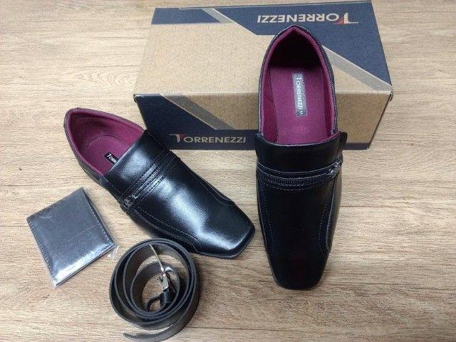 Sapato social novo , ótimo preço - Foto 3