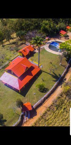 Magnífica Chácara Com 30.000m² Em Piranguçu/Mg, Um Verdadeiro Clube! - Foto 8