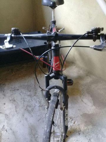 Bicicleta wny, semi - nova  - Foto 2