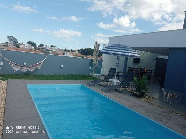 Casa com 3 dormitórios à venda, 220 m² por R$ 850.000,00 - Agua Limpa Park - Campo Grande/