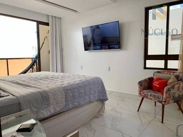 Casa de condomínio com 5 suítes à venda, 340 m² por R$ 1.700.000 - Intermares - Cabedelo/P - Foto 13