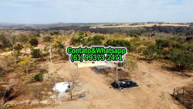 Chacara com Casa e fundo para o Rio Verde 25.000m2, 2 Quartos - Foto 2