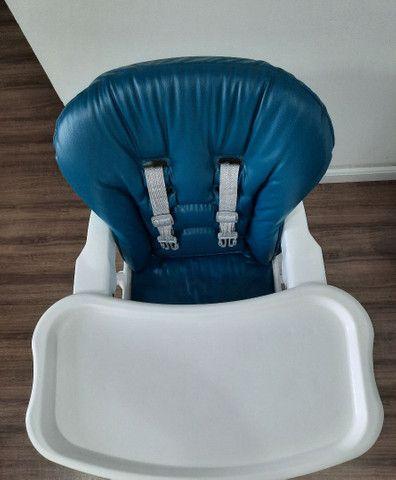 Cadeira alimentação  PegParego  - Foto 2