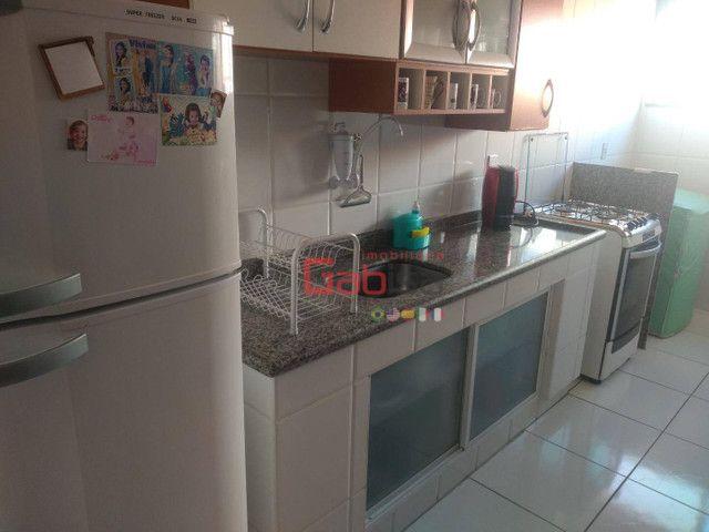 Apartamento com 2 dormitórios à venda, 64 m² por R$ 250.000 - Estação - São Pedro da Aldei - Foto 5