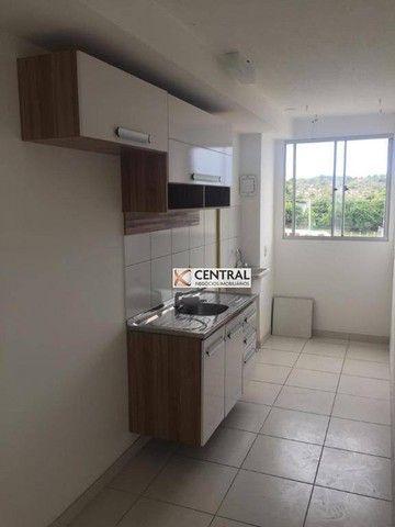 Apartamento com 3 dormitórios para alugar, 72 m² por R$ 1.600,00/mês - Itapuã - Salvador/B - Foto 6