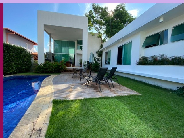 Condomínio itaporanga Três Casa 5 Quartos Ponta Negra  - Foto 16