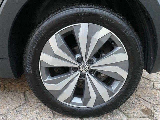 VW T-Cross (2020) Cinza - Versão TOP de Linha Highline com Parl Assist, Som Beats ! - Foto 15