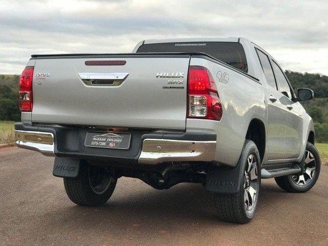 Toyota - Hilux SRX 2.8 2019 - Foto 11