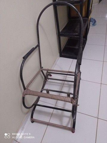 Carcaça de cadeira de balanco - Foto 2