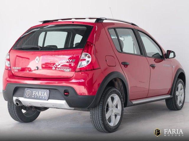 Renault SANDERO 1.6 16V SCE FLEX STEPWAY 4P MANUAL - Foto 4