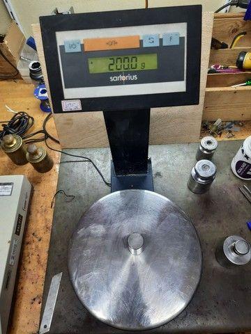 Balança Sartorius Pma7500, 7500g X 0,1g - Foto 4
