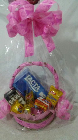 Cestas de chocolates para Páscoa  - Foto 3