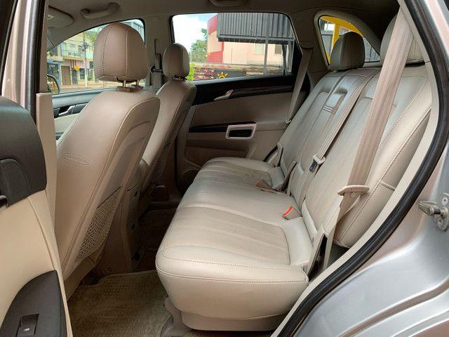 Chevrolet Captiva 2.4 Sport Fwd - Interna Caramelo - Foto 12