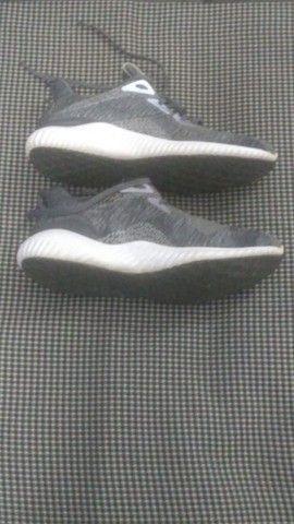 Adidas Alphabounce cinza 42 - Foto 3