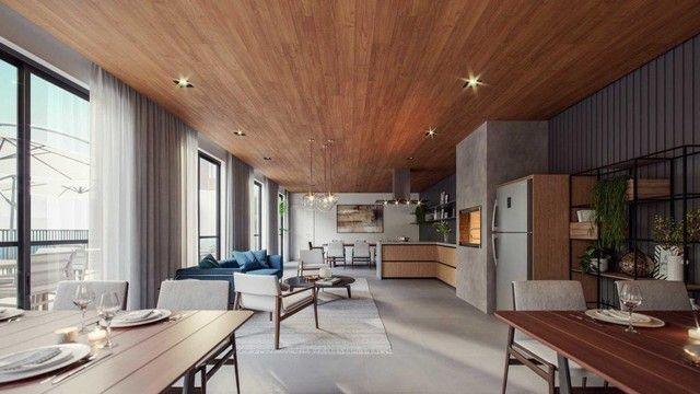 Apartamento Duplex com 1 dormitório à venda, 76 m² por R$ 610.123,79 - Rebouças - Curitiba - Foto 19