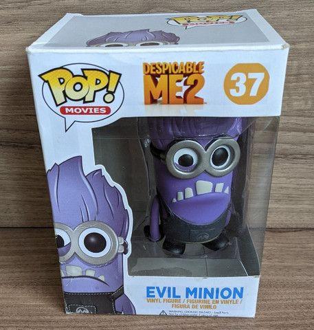 Funko POP Evil Minion #37 Meu Malvado Favorito