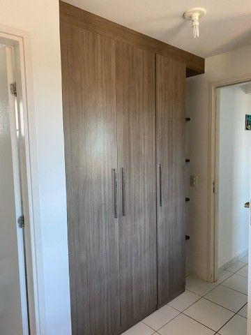 Apartamento 2/4 Mobiliado Vista Mar - Cond. Verano de Ponta Negra  - Foto 11