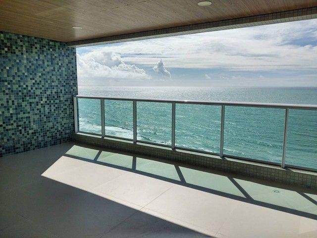 Apartamento beira mar a venda em Maceió com 250 metros quadrados com 4 suítes Ed. Gênova R - Foto 2
