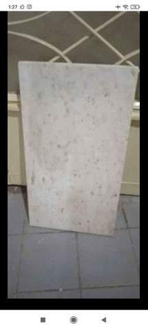 Pedra de mármore branca novinha - Foto 2