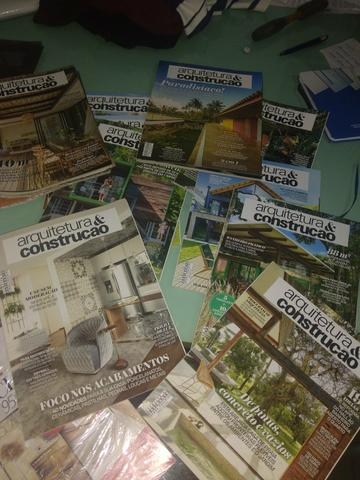 Revistas Arquitetura e Construção