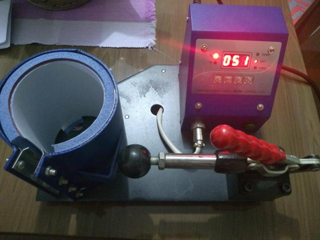 Máquina de sublimação R$280 a vista