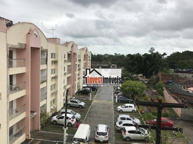 Prive Jardins dos Ipês Apartamento residencial para locação, Iputinga, Recife.