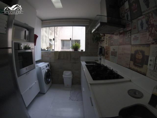 Belíssimo apartamento - Resid. Valparaíso I, 02 Quartos, Armários modulados e Rebaixamento - Foto 4