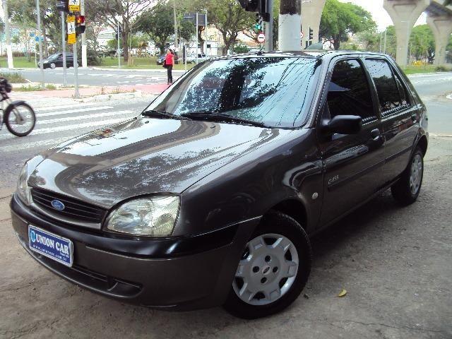 Fiesta Hatch Class 1.0 8v Zetec 2001 4 Ptas - Direção Hidr - Conj. Elétrico - Confira.!