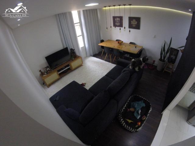 Belíssimo apartamento - Resid. Valparaíso I, 02 Quartos, Armários modulados e Rebaixamento - Foto 11