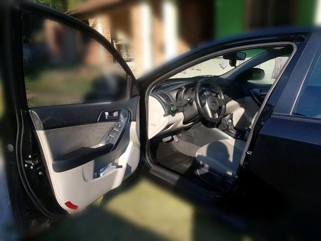 Cerato 2011/2011 Automático EX3 1.6 - GNV Homologado até 29/08/2020 - Foto 8