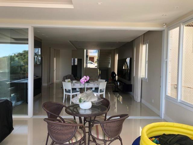 Casa Alphaville II Triplex 500m² 4 suítes piscina com Borda Decorada Alto luxo - Foto 19