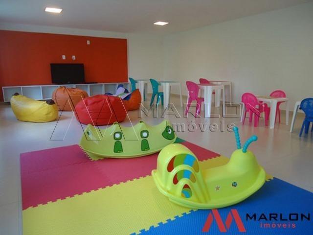 Apartamento Paradise Village/Capim Macio, com 2/4 sendo 1 suíte e 55m² - Foto 7