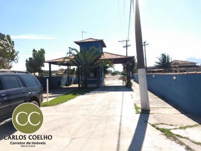 CMG Cód:19- Terreno no Condominio Bougainville II Unamar 420m² - Foto 3