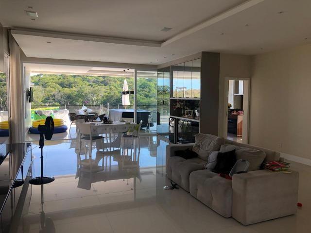 Casa Alphaville II Triplex 500m² 4 suítes piscina com Borda Decorada Alto luxo - Foto 8