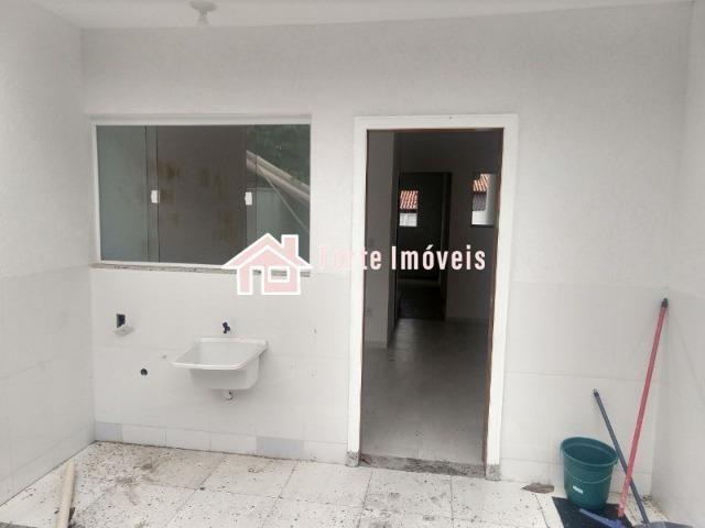 IF389 Casa Duplex 1ª Locação c/ 2 Quartos Sendo 1 com Sacada - Campo Grande RJ - Foto 14