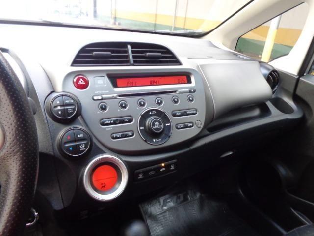Honda Fit 1.5 EX Automático Completo + GNV Injetado de 5° Geração ! Top de Linha ! - Foto 14