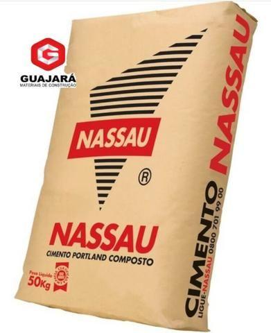 Cimento Nassau R$ 31,49