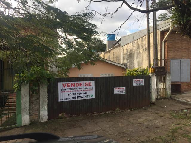 Vendo terreno 6.80 x 44 c/02 casa na bom Jesus próximo à avenida Protásio Alves - Foto 6