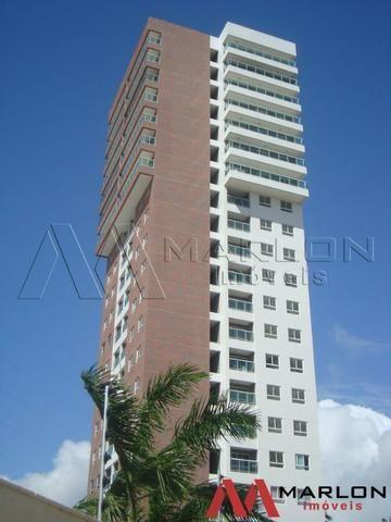 Apartamento Paradise Village/Capim Macio, com 2/4 sendo 1 suíte e 55m²