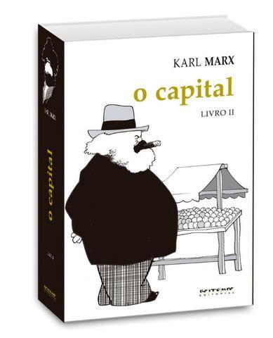 O capital Karl Marx Livro 1 e 2 Boitempo ótimo estado - Foto 2